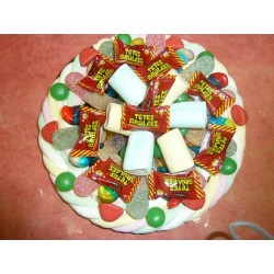 Gâteau de bonbons 700 g