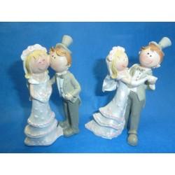 couple de mariés original