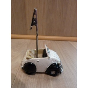 Mini voiture coccinelle