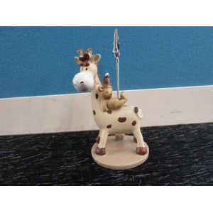 Bonbonnière originale girafe