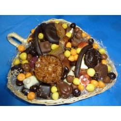 Panier garni chocolats