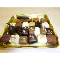 chocolats belges extra fins