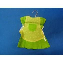 petite robe verte pour dragées