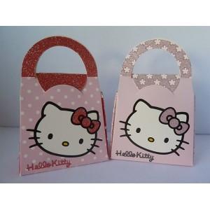 Boite en carton Hello Kitty