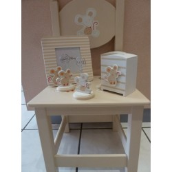 Chaise en bois collection souris