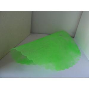 Tulle fluo vert ou jaune