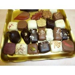 chocolats belges extra fins 1 kg