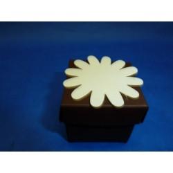 Bonbonniere en carton chocolat