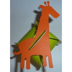 Berlingot pistache et giraphe