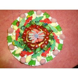 Gâteau de bonbons (950g)