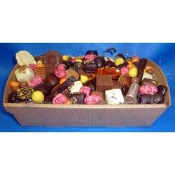 coffret gourmand tout chocolat/douceurs