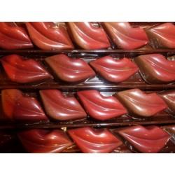 Chocolat original bisous