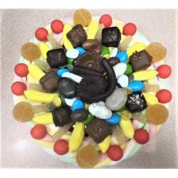 Gâteau bonbons/chocolats
