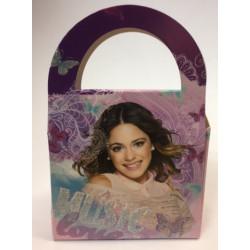 boite violetta Disney mauve