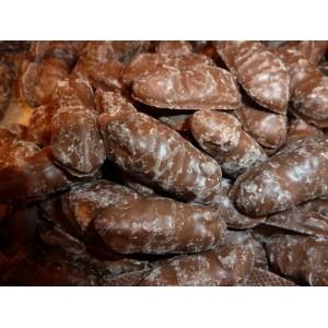 Souris caramel au chocolat