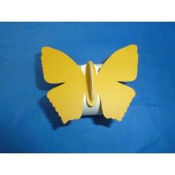 Boite forme papillon